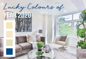 Home Decor Colour Trends 2020